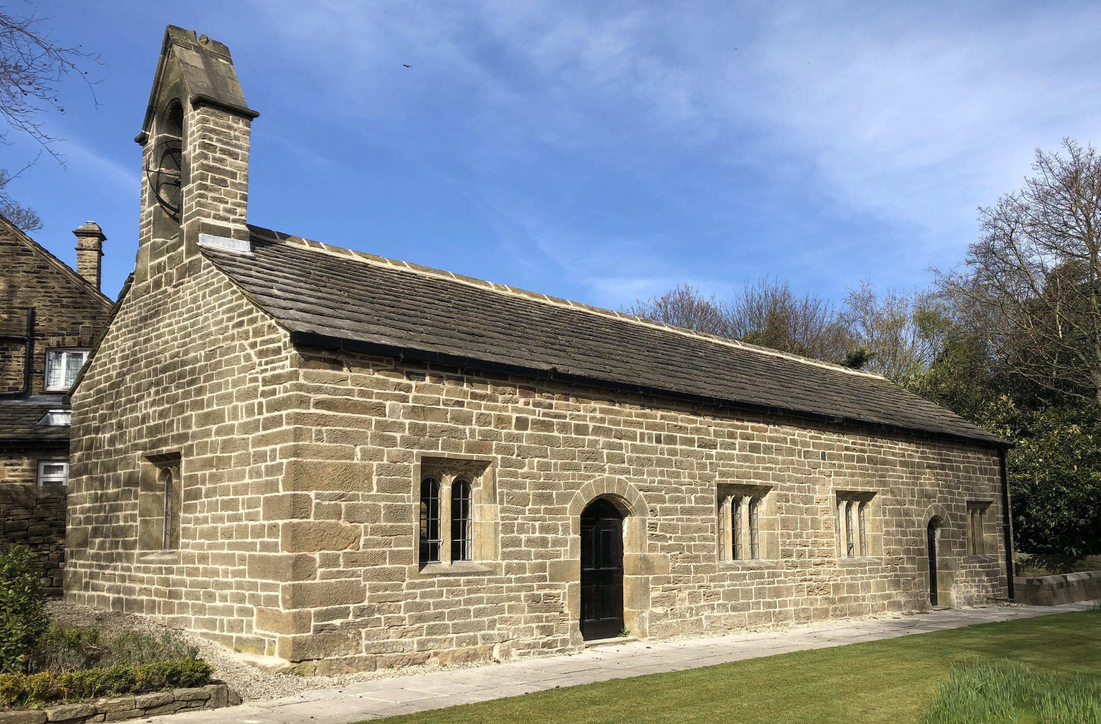 Puritan Chapel, Leeds Road, Bramhope